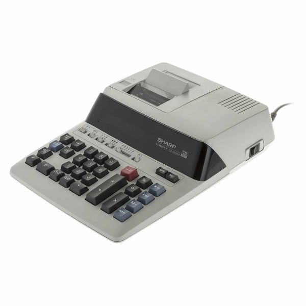 ماشین حساب شارپ مدل CS-2635A