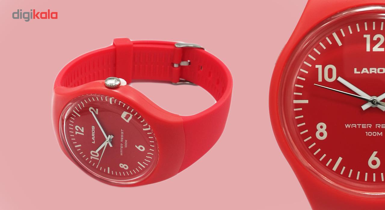 ساعت مچی  لاروس مدل 1117-aq1066a              اصل