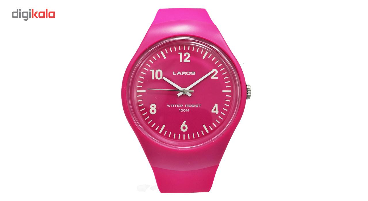 ساعت مچی عقربه ای لاروس مدل 1117-aq1066a