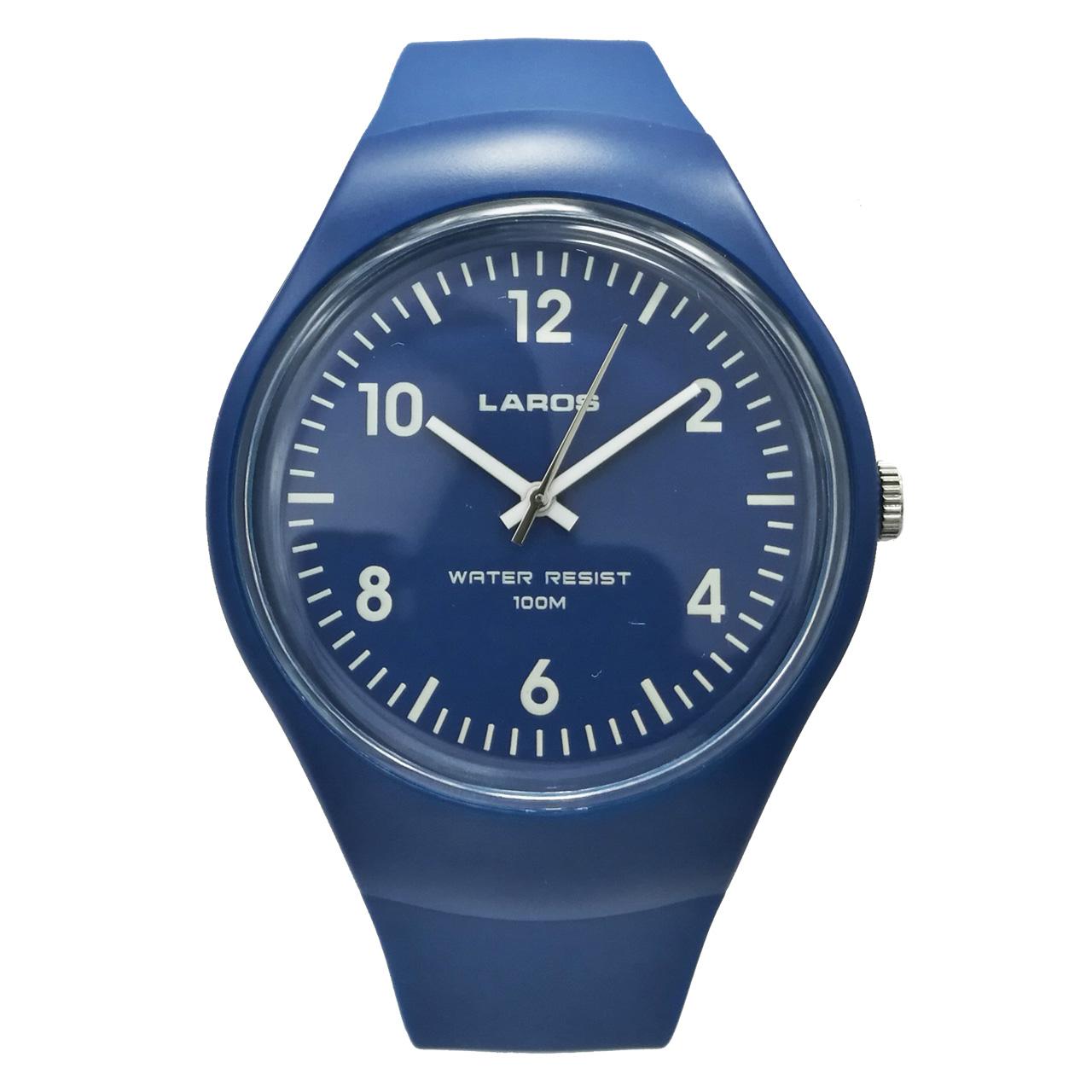ساعت مچی عقربه ای لاروس مدل 1117-aq1066a 14