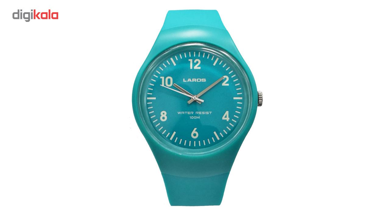 خرید ساعت مچی عقربه ای لاروس مدل1117-aq1066a