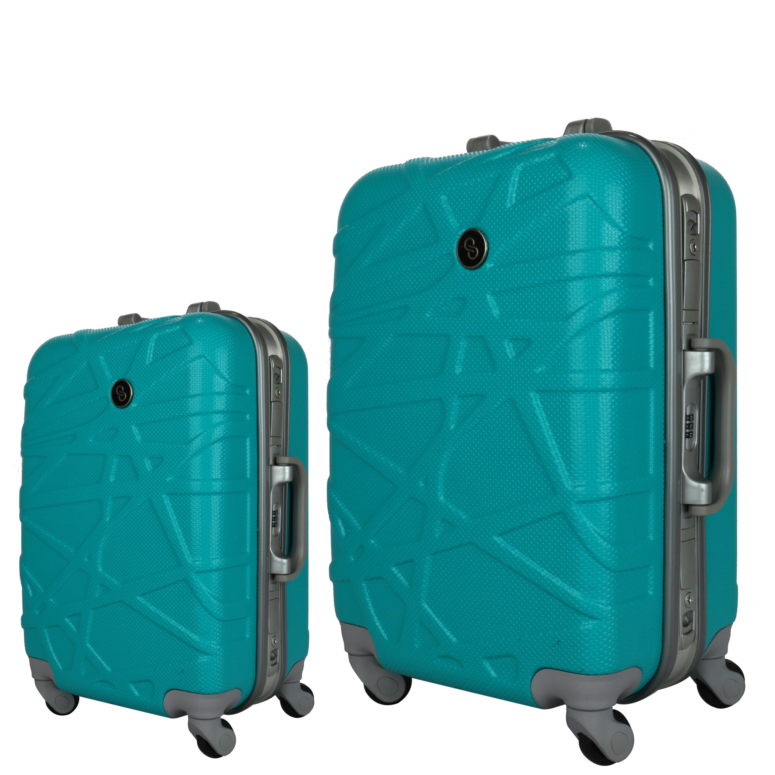 مجموعه دو عددی چمدان اماسو مدل 16 |