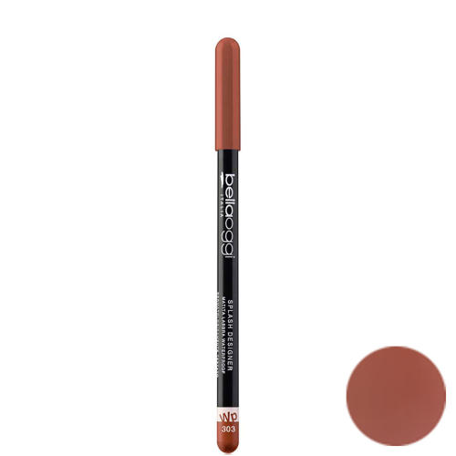 مداد لب بلاوجی مدل اسپلش دیزاینر شماره 303