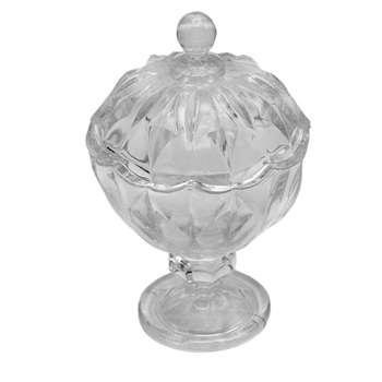 قندان شیشه و بلور اصفهان مدل زاگرس کد 129