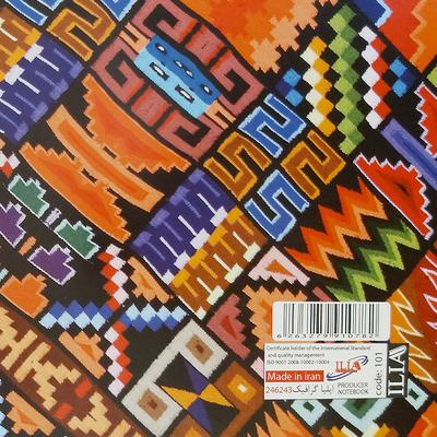 کاغذ کادو ایلیا گرافیک کد 219 بسته 5 عددی