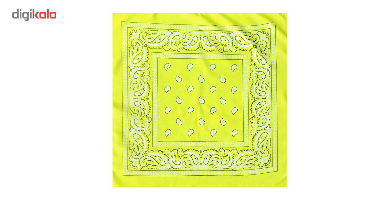 دستمال سر و گردن مدل Triangle کد 8262 main 1 3