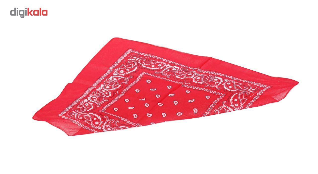 دستمال سر و گردن مدل Triangle کد 8262 main 1 14