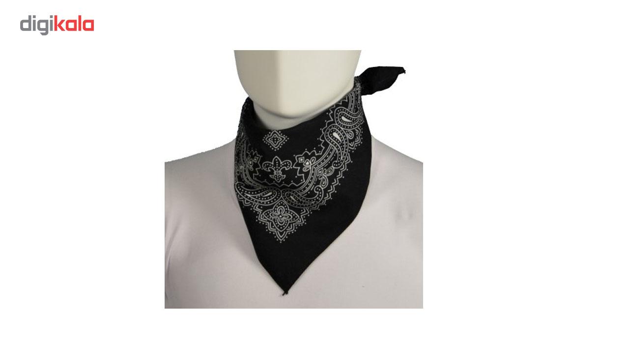 دستمال سر و گردن مدل Triangle کد 8262 main 1 17
