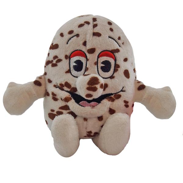 عروسک مدل لوبیا خال خالی
