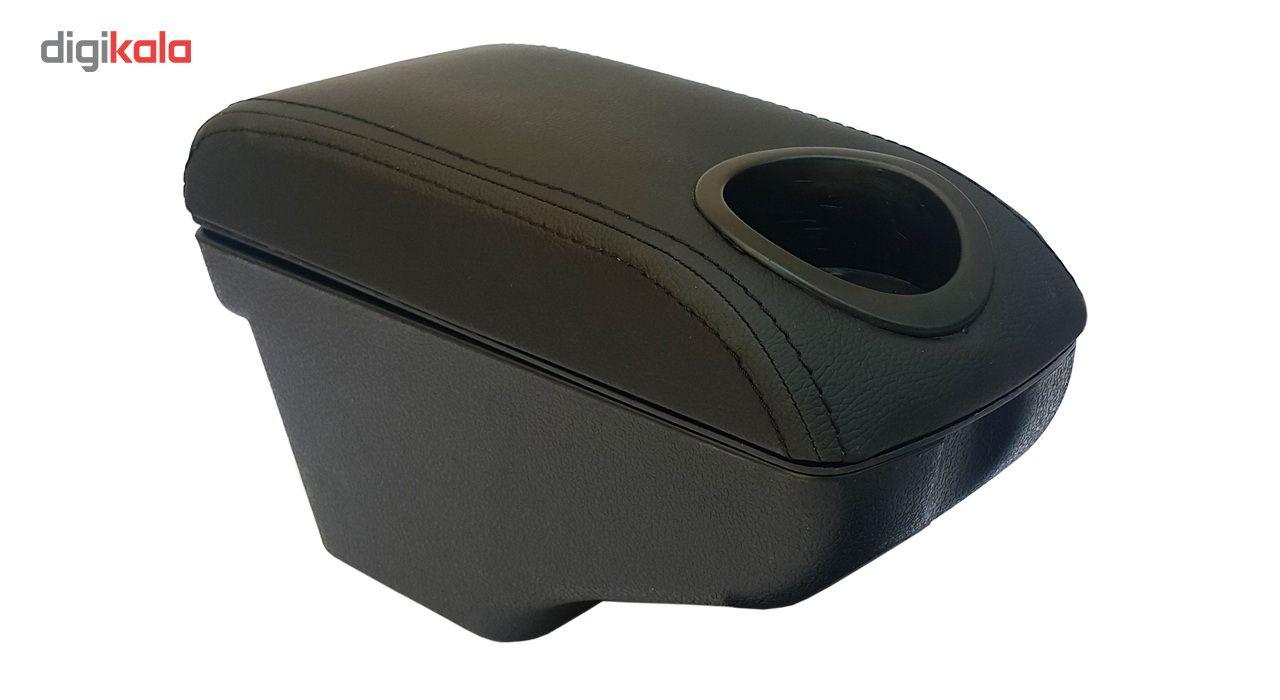 کنسول وسط خودرو مناسب برای انواع خودرو پژو main 1 1