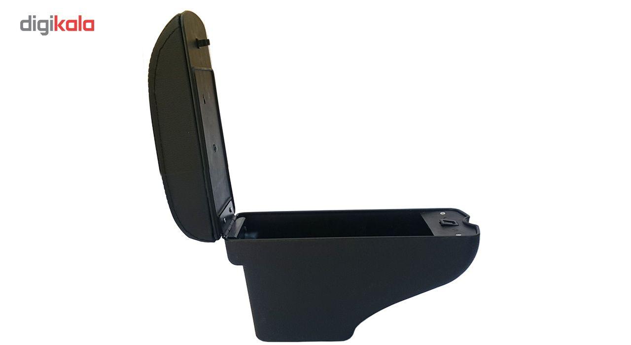 کنسول وسط خودرو مناسب برای انواع خودرو پژو main 1 2