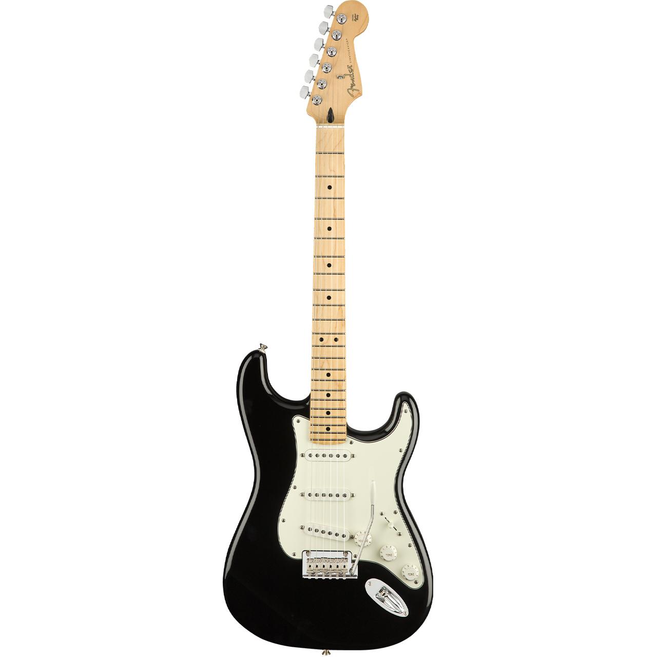گیتار الکتریک فندر مدل Player Strat Mn Blk