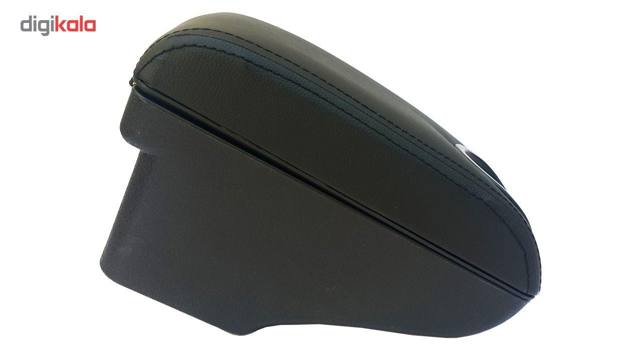 کنسول وسط خودرو مناسب برای انواع خودرو پژو main 1 4
