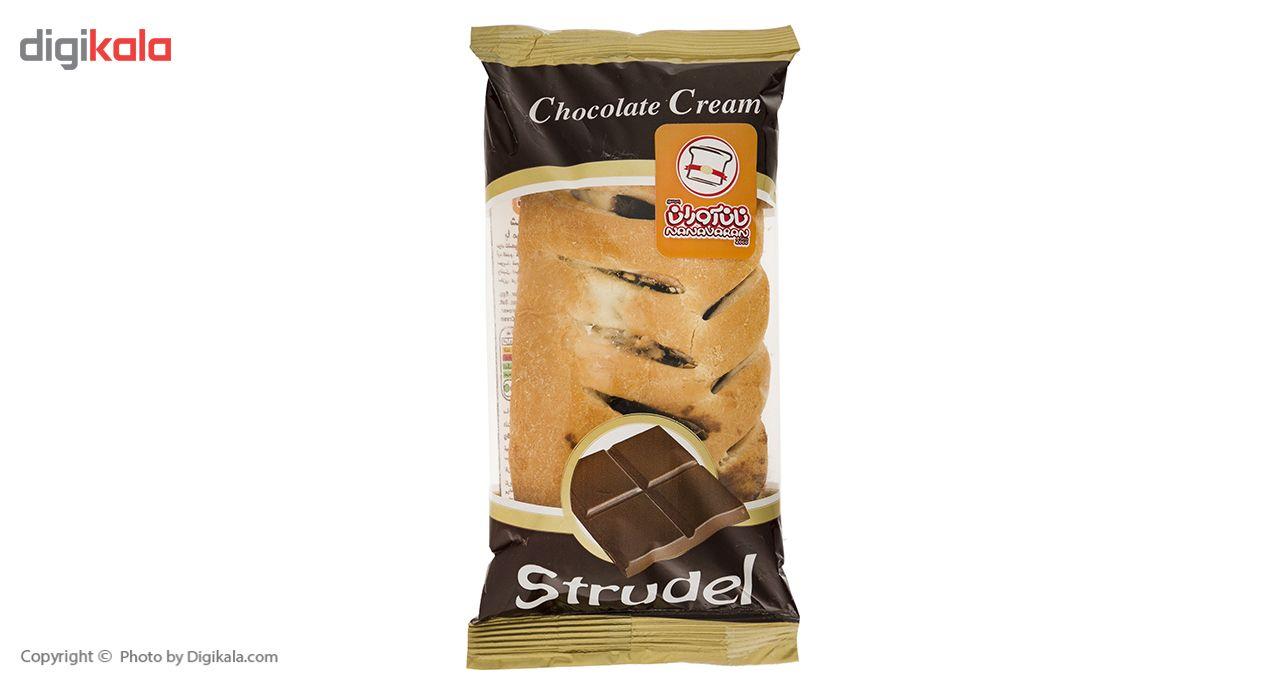 اشترودل کرم شکلات نان آوران مقدار 70 گرم main 1 2