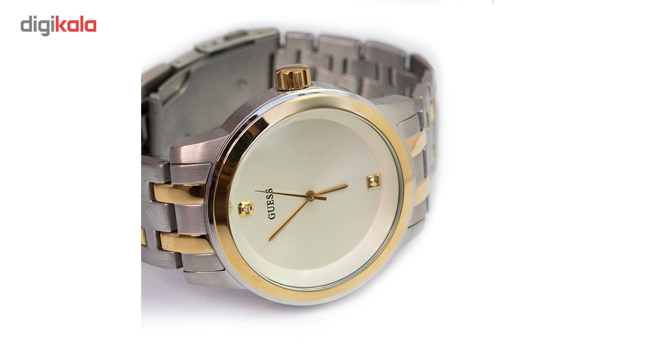 ساعت مچی عقربه ای مردانه گس مدل U12604G2