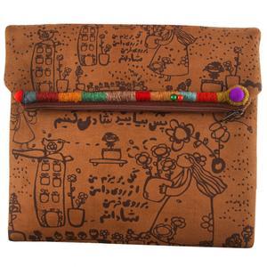 کیف دوشی گالری مرغک کد 184015