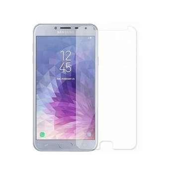 محافظ صفحه نمایش شیشه ای مدل Tempered مناسب برای گوشی موبایل سامسونگ Galaxy J4