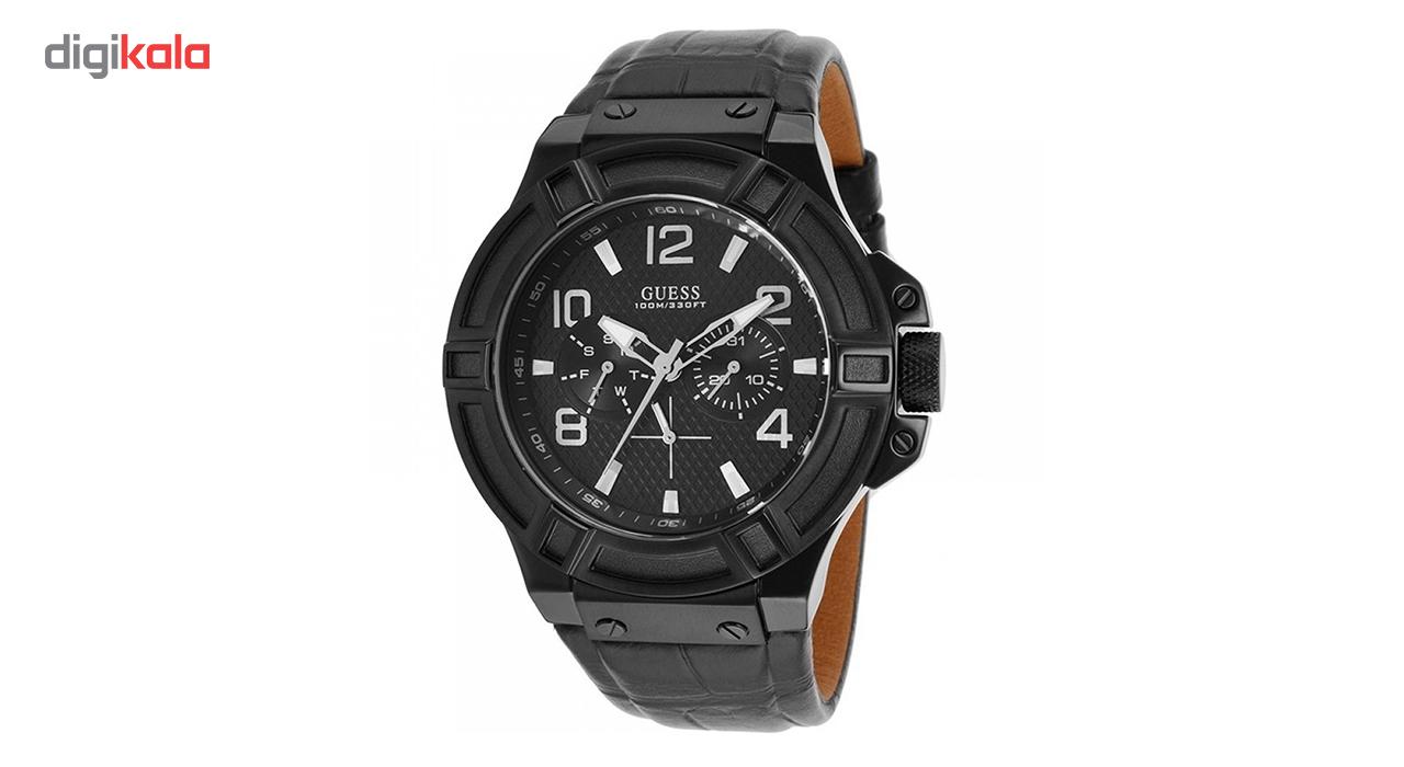 ساعت مچی عقربه ای مردانه گس مدل W0040G1