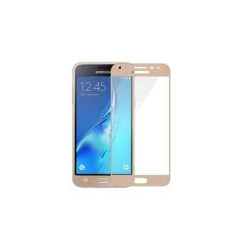 محافظ صفحه نمایش مدل 5D مناسب برای گوشی موبایل سامسونگ Galaxy j3 pro