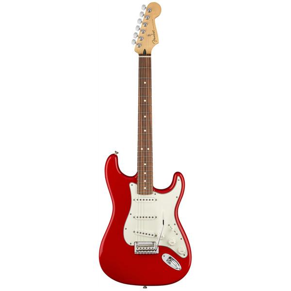 گیتار الکتریک فندر مدل Player Strat Pf SRD