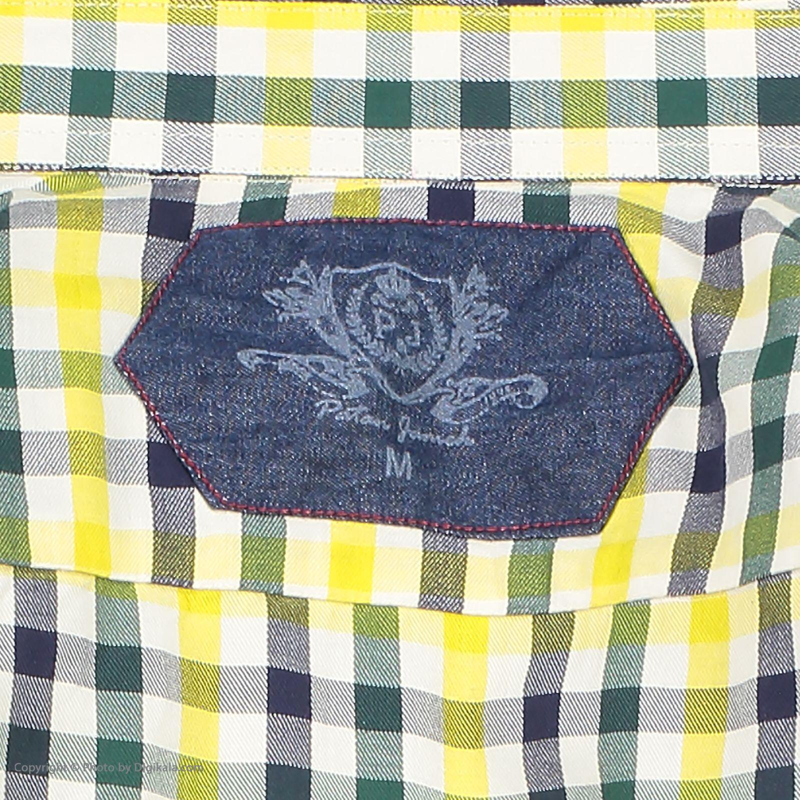 پیراهن مردانه پاتن جامه کد 99MR8691 -  - 5