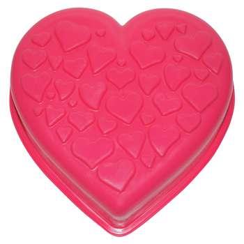قالب ژله و دسر  مدل قلبی