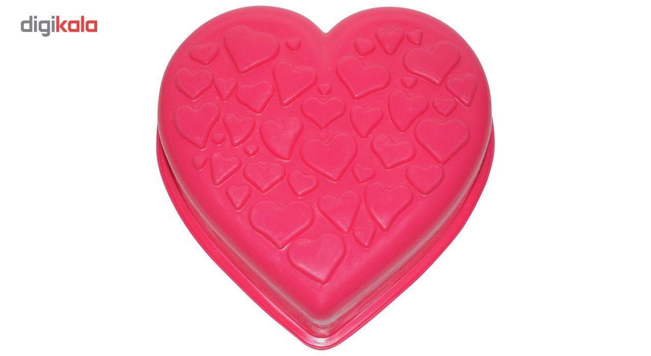 قالب ژله و دسر  مدل قلبی main 1 1