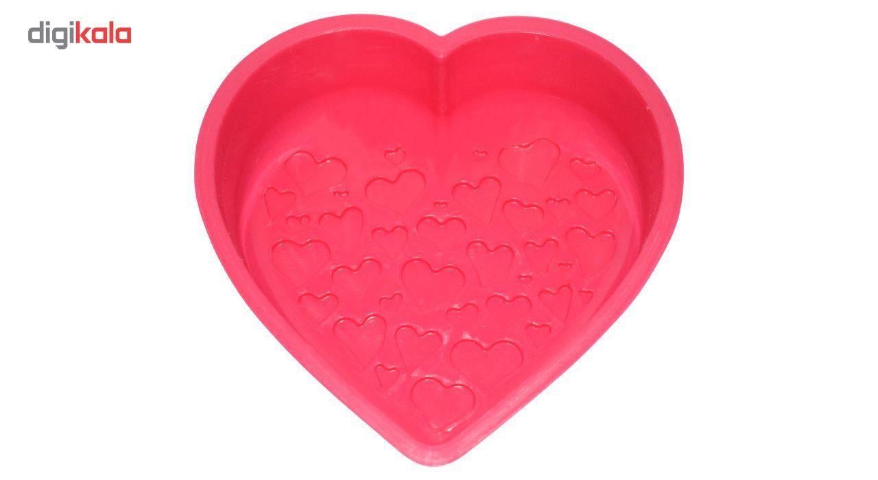 قالب ژله و دسر  مدل قلبی main 1 6