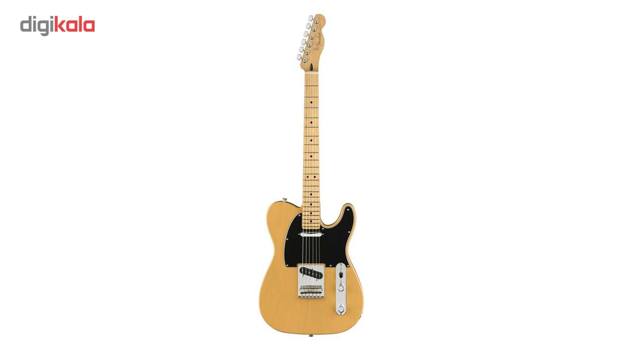 گیتار الکتریک فندر مدل Player Tele Mn BTB