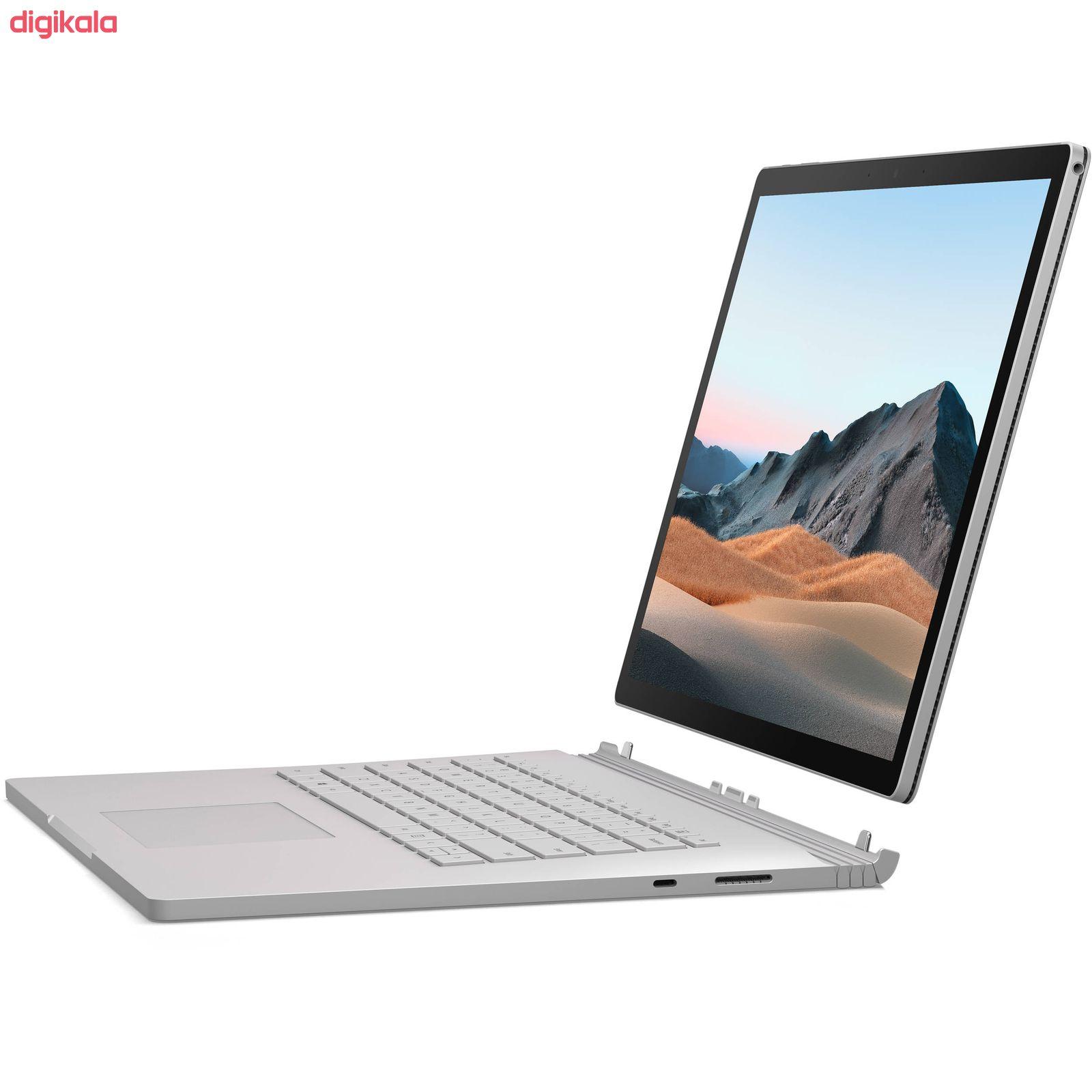 لپ تاپ 15 اینچی مایکروسافت مدل Surface Book 3- F
