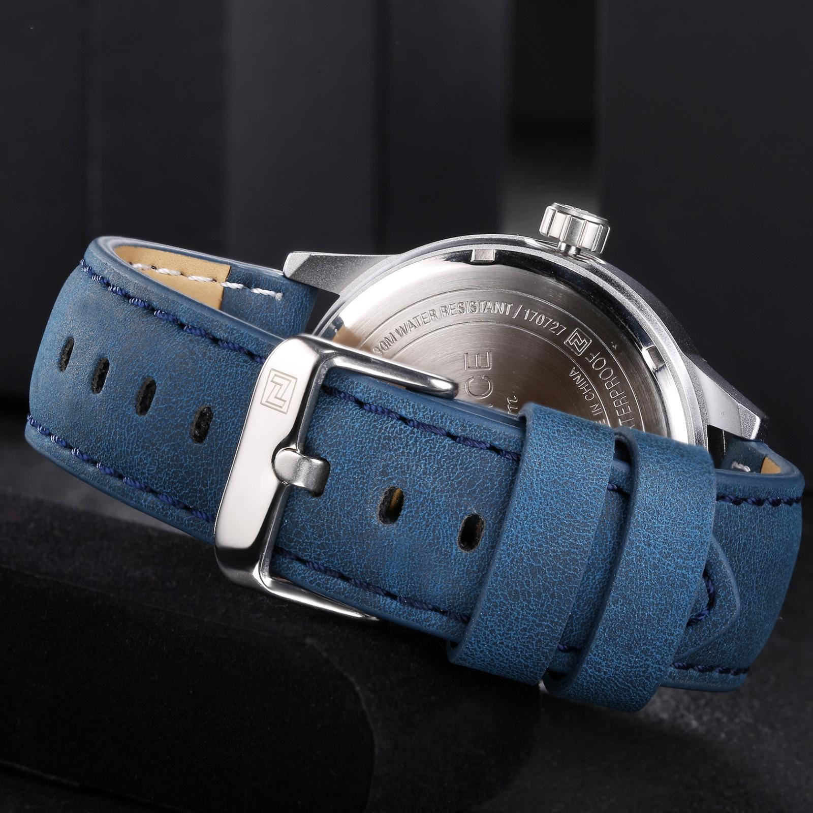 ساعت مچی  مردانه نیوی فورس مدل NF9126-SW