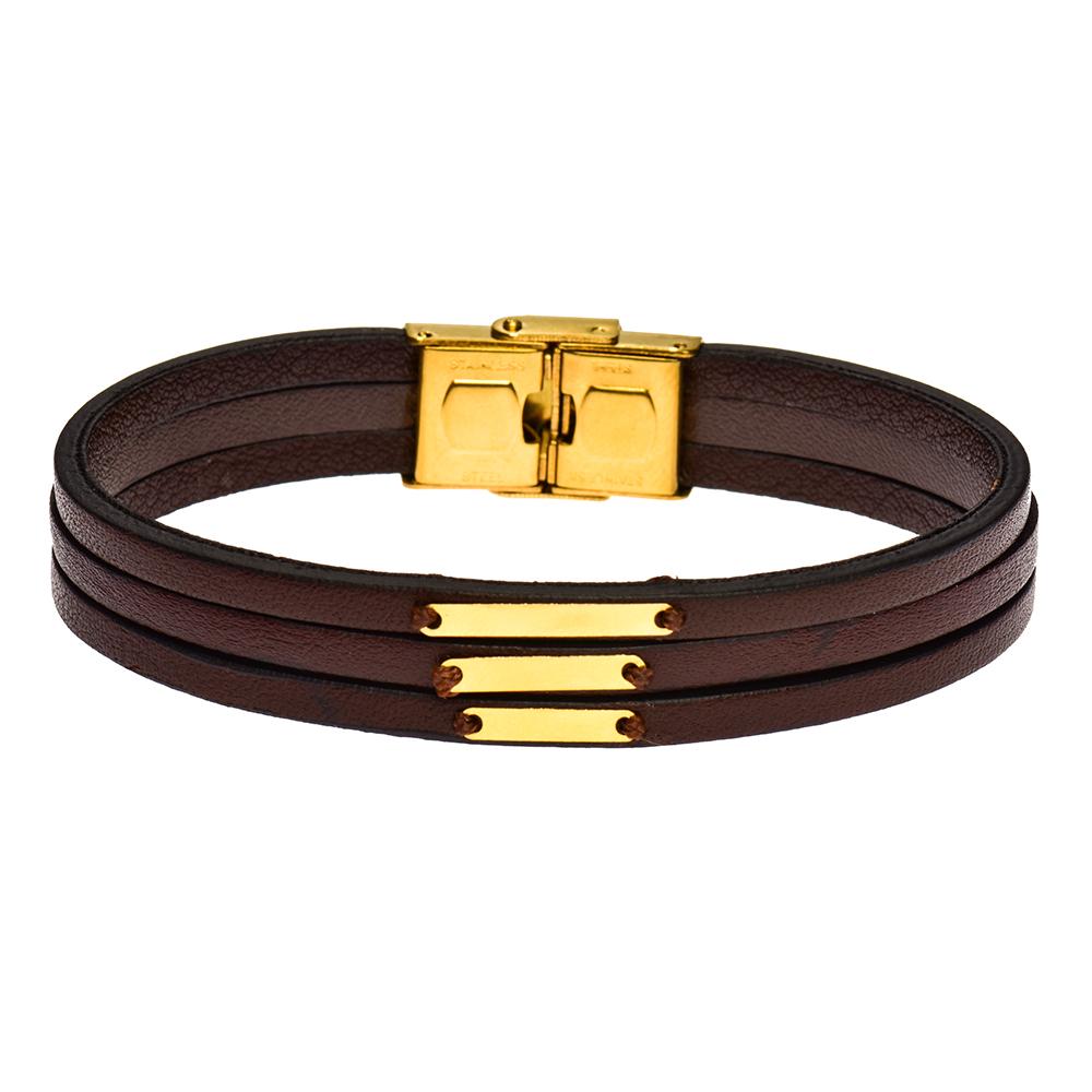 دستبند طلا 18 عیار زنانه کرابو مدل Kr1050