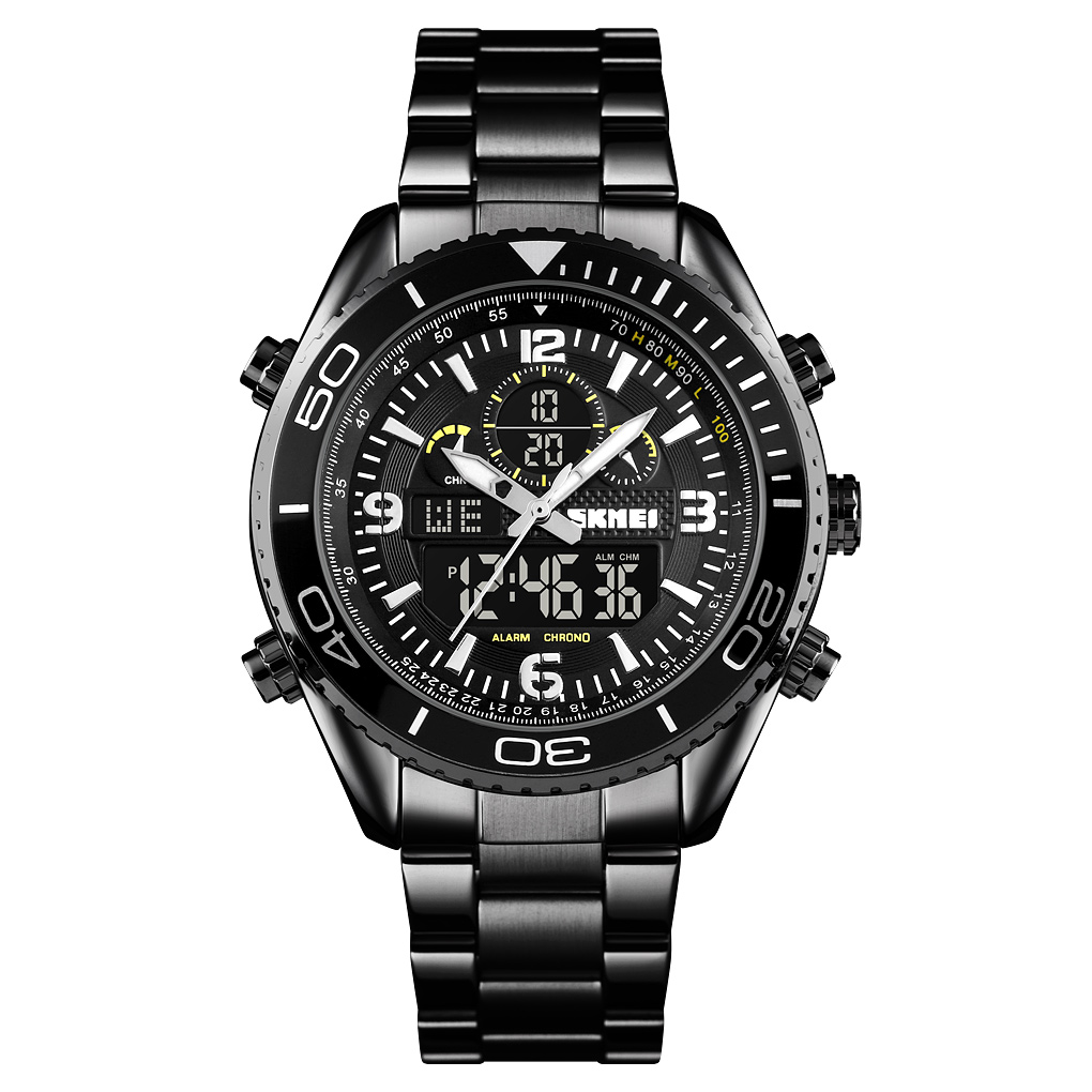 ساعت مچی عقربه ای مردانه اسکمی مدل 1600M              ارزان