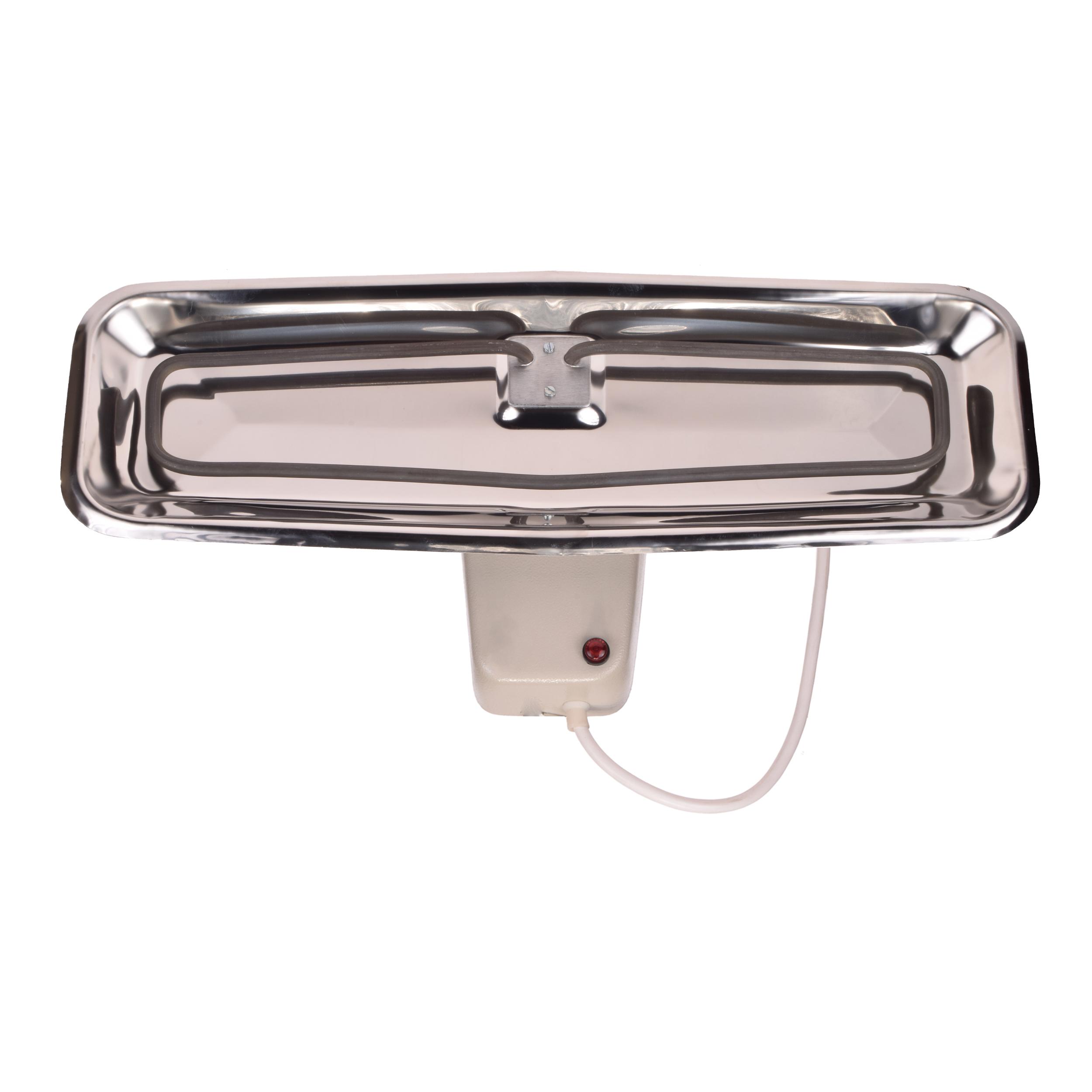 بخاری دیواری حمام پارس مدل 990701
