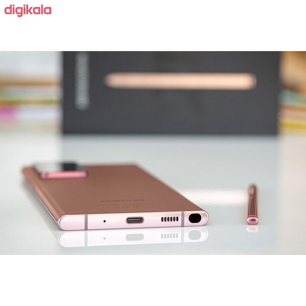 گوشی موبایل سامسونگ مدل Galaxy Note20 Ultra 5G SM-N986 دو سیم کارت ظرفیت 256 گیگابایت main 1 16