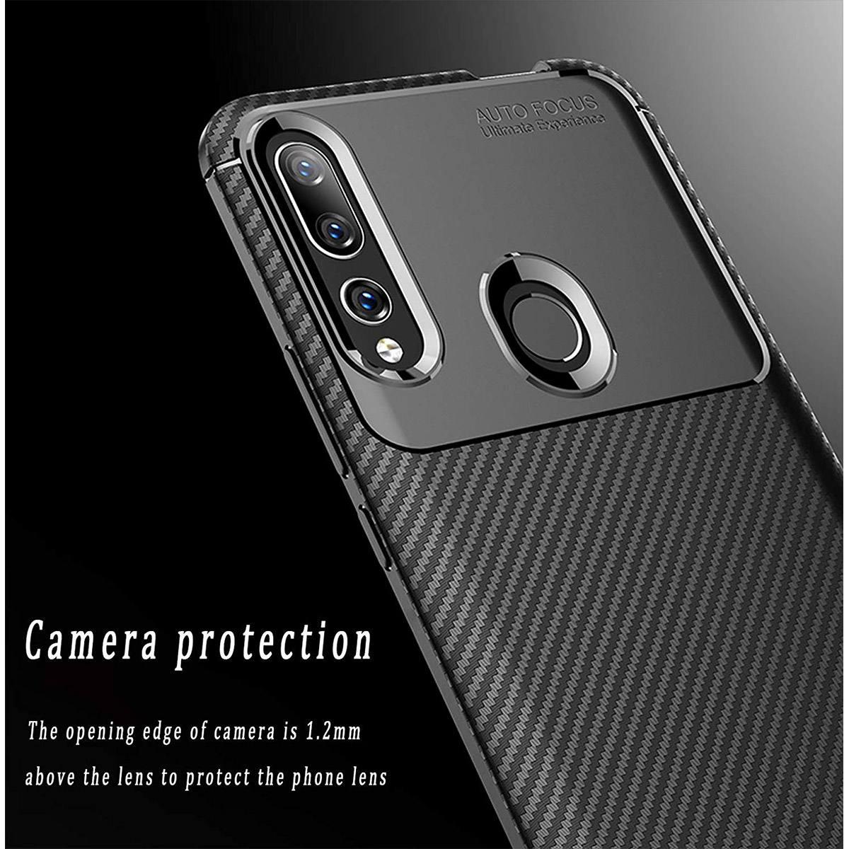 کاور لاین کینگ مدل A21 مناسب برای گوشی موبایل هوآوی Y9 Prime 2019 / آنر 9X thumb 2 26