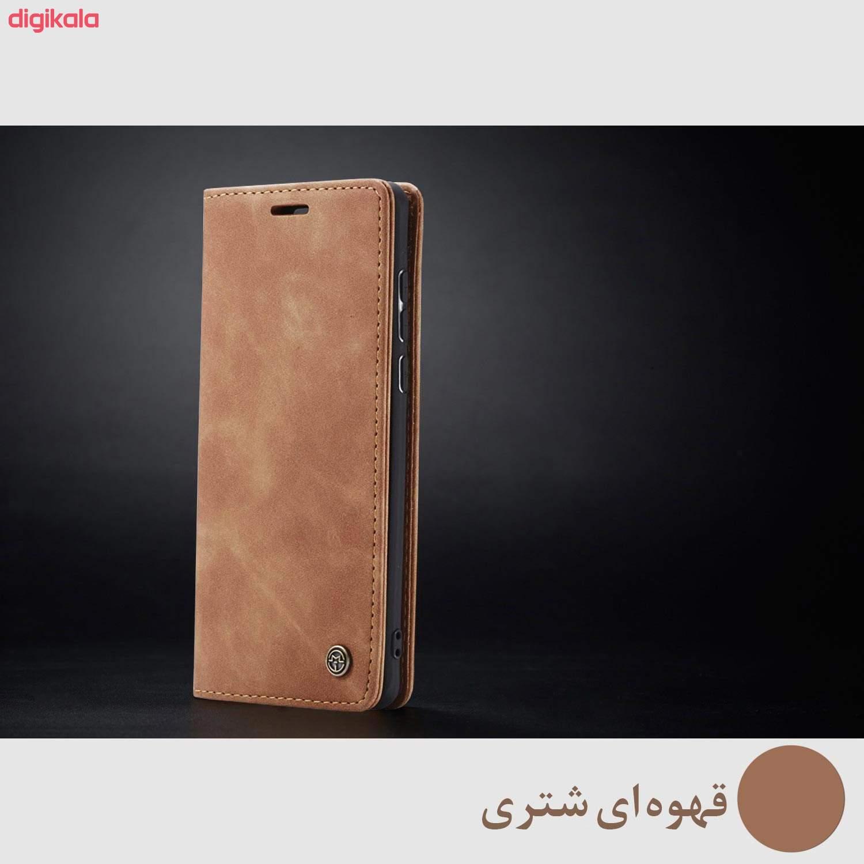 کیف کلاسوری کیس می مدل Vintage-013 مناسب برای گوشی موبایل شیائومی Redmi Note 8 Pro main 1 23