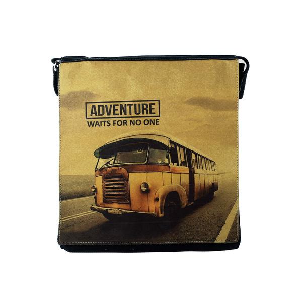 کیف رودوشی این چنتا مدل Adventurous Trip