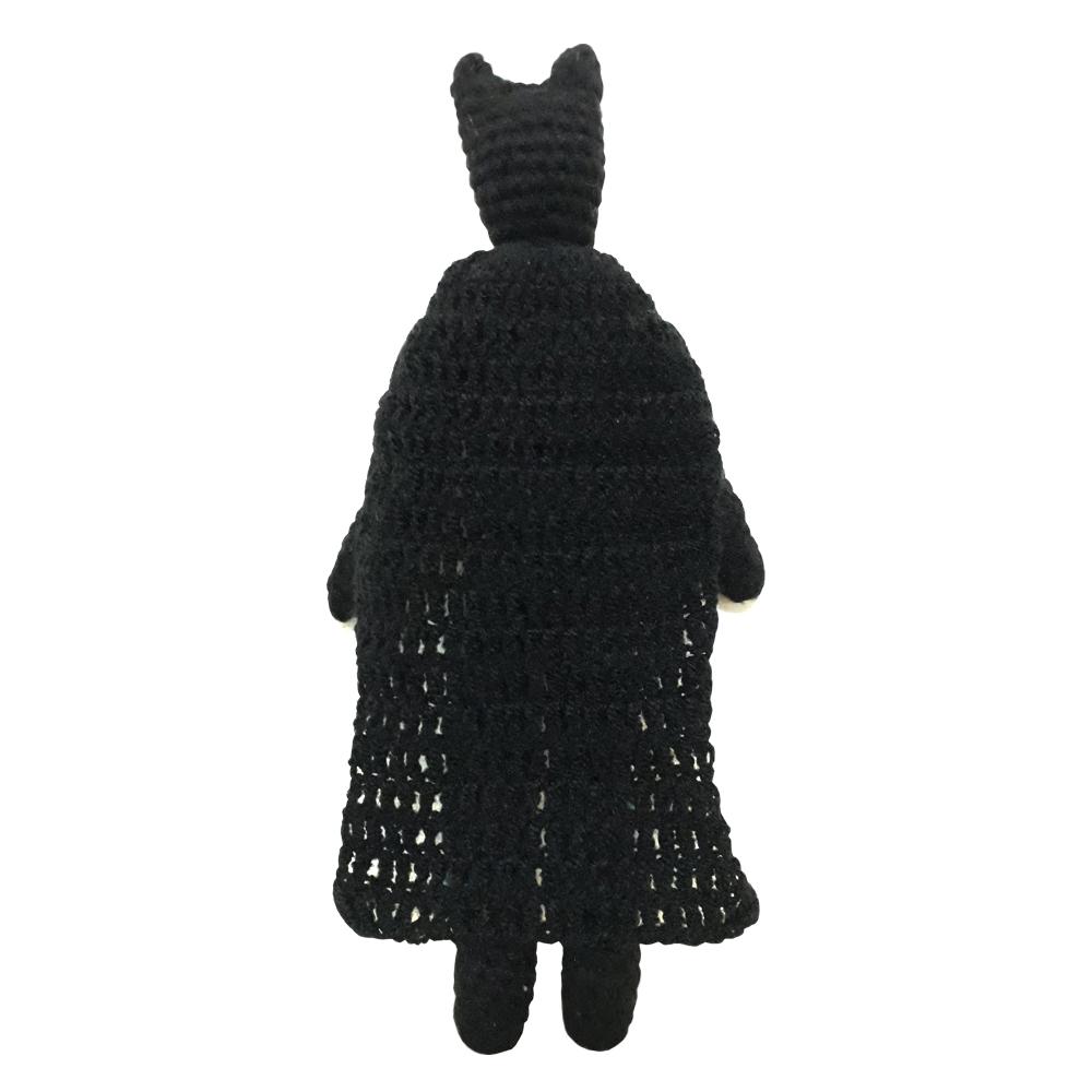 خرید                      عروسک بافتنی طرح بتمن کد 202