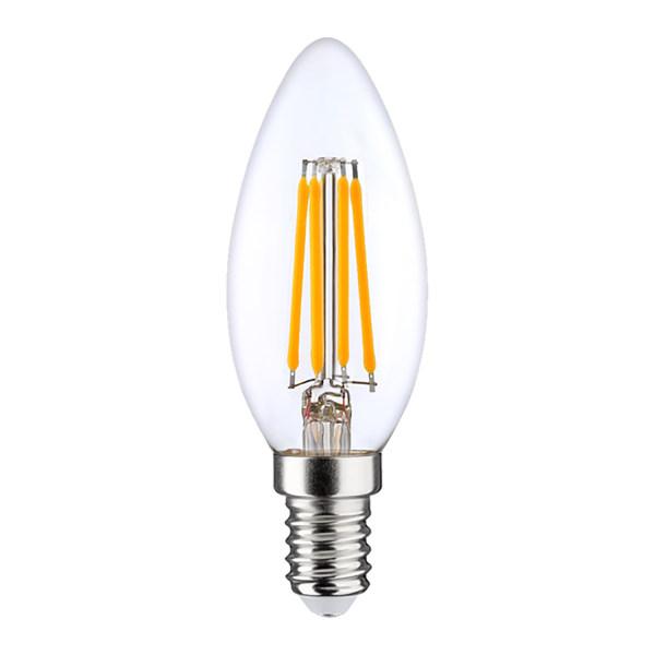 لامپ فیلامنتی 6 وات کلور مدل L-BL-0120 پایه E14