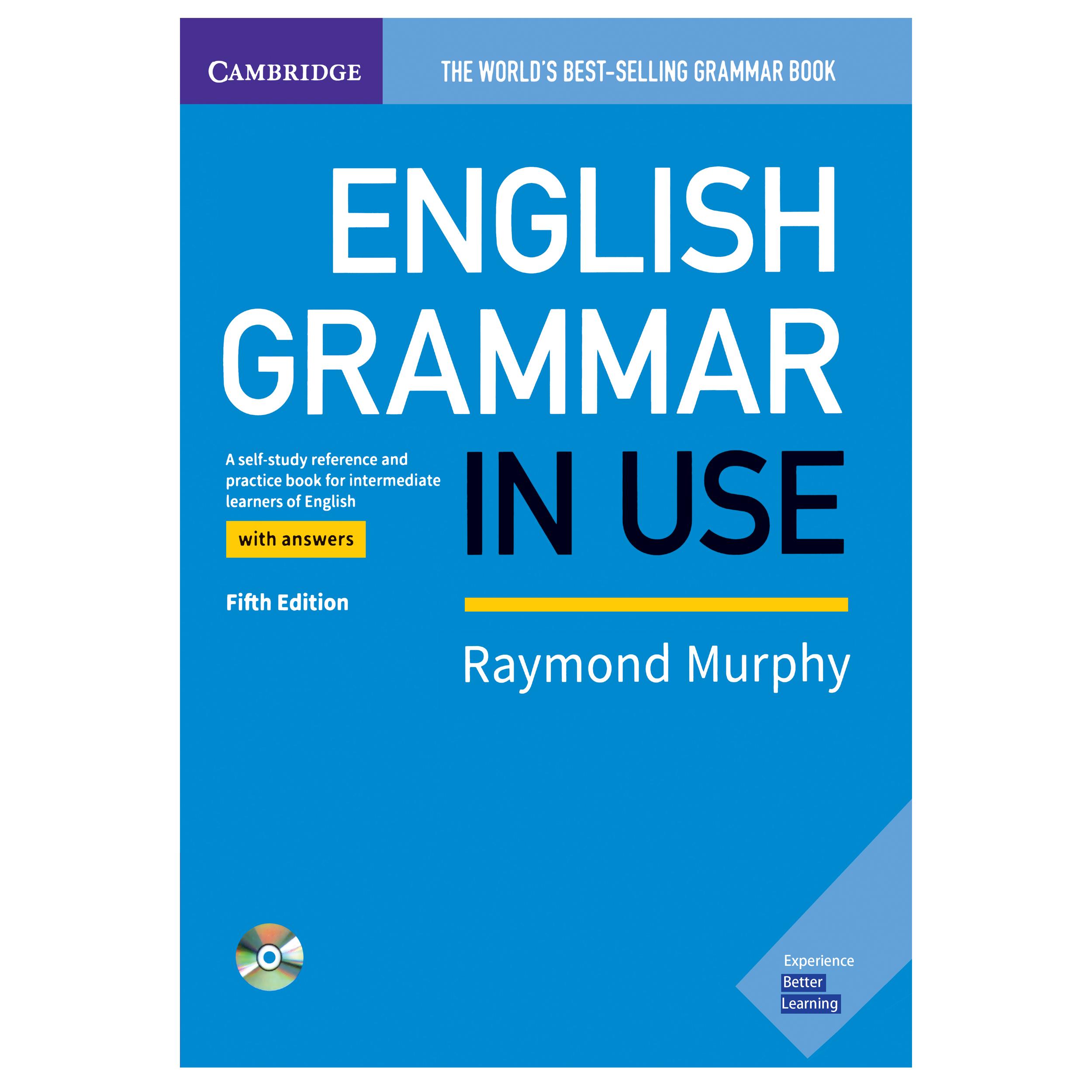کتاب English Grammar in Use- Fifth Edition اثر Raymond Murphy انتشارات هدف نوین
