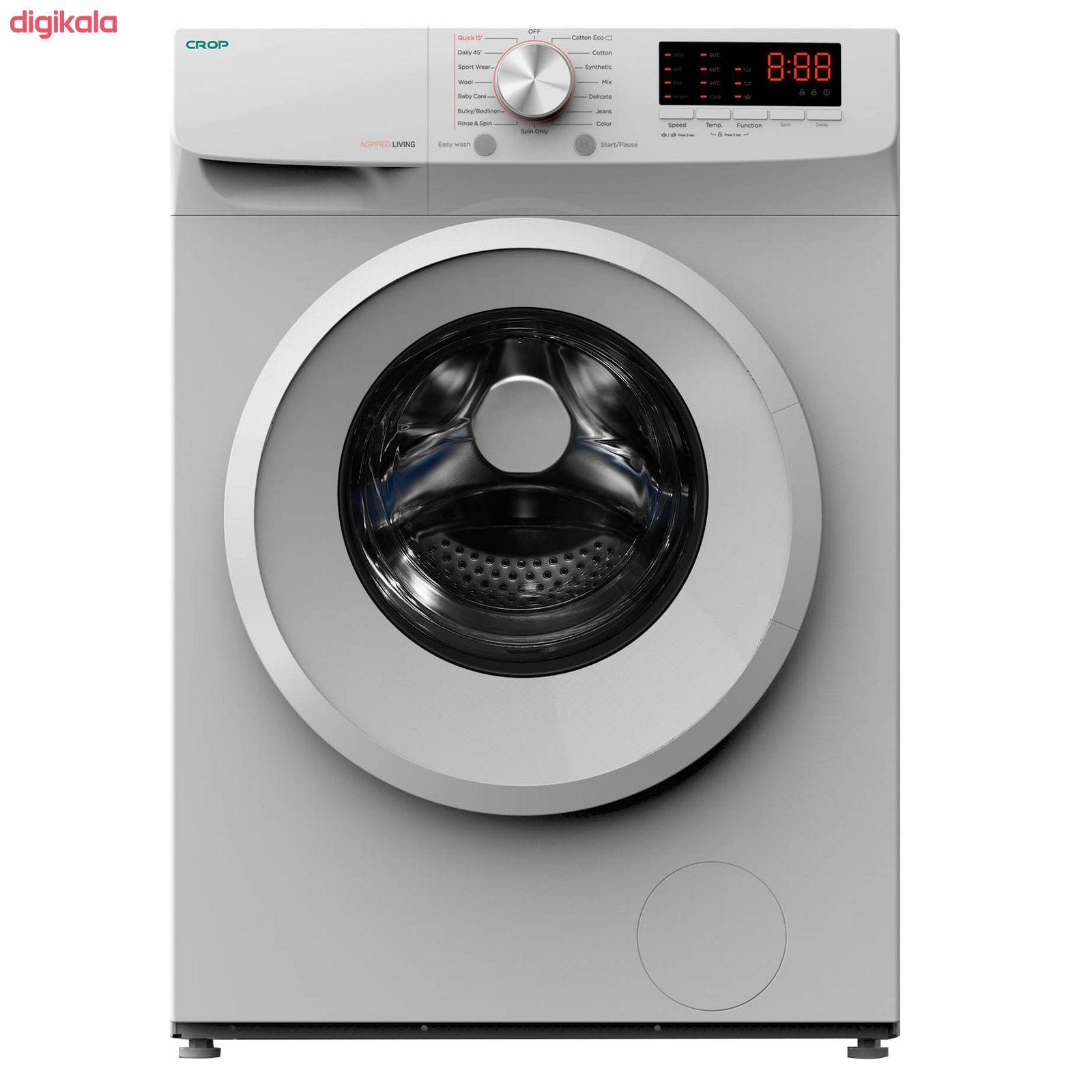 ماشین لباسشویی کروپ مدل WFT-26130 ظرفیت 6 کیلوگرم main 1 1