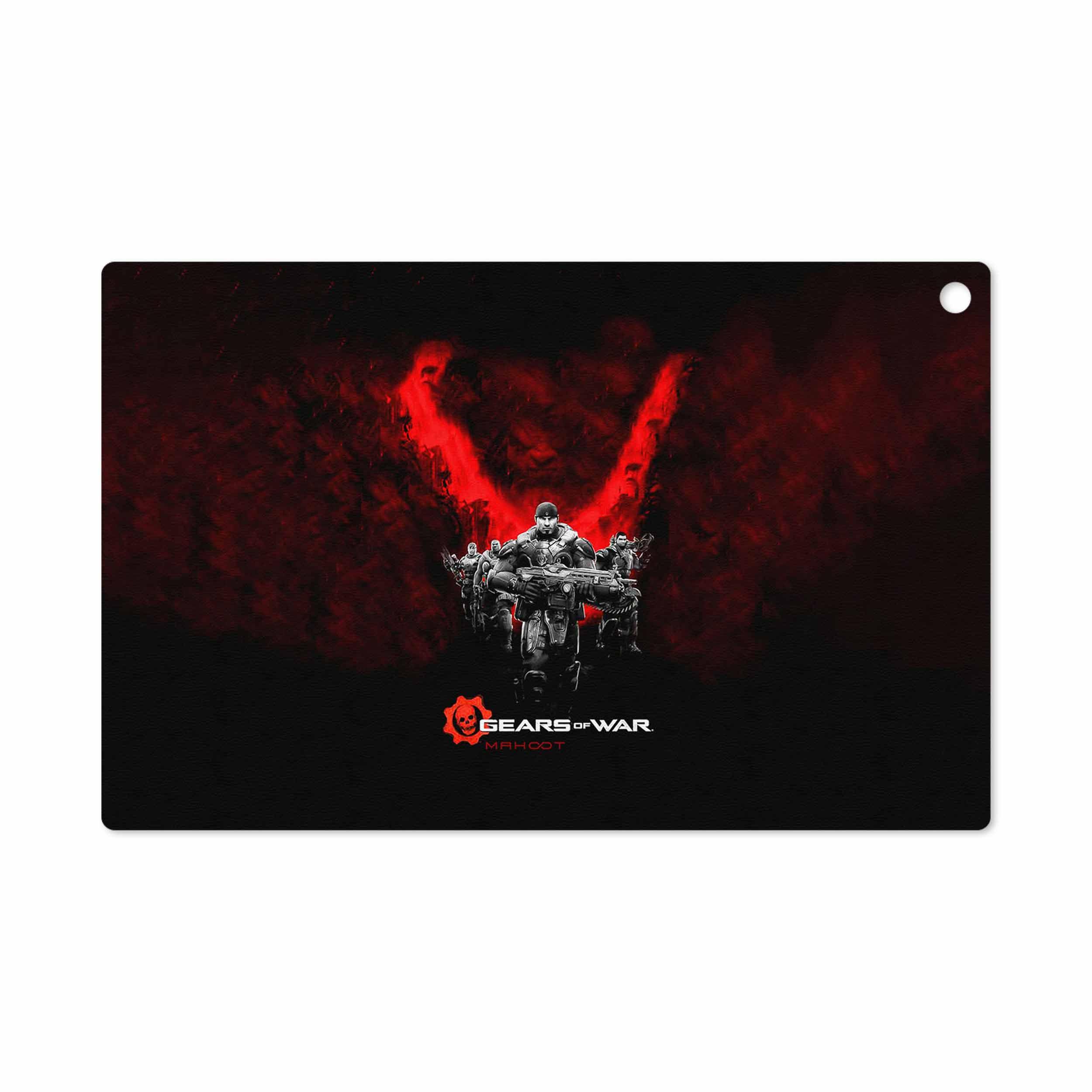 بررسی و خرید [با تخفیف]                                     برچسب پوششی ماهوت مدل Gears-Of-War-Game مناسب برای تبلت سونی Xperia Z2 Tablet LTE 2014                             اورجینال