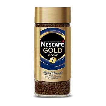 قهوه گلد بدون کافئین نسکافه - 100 گرم