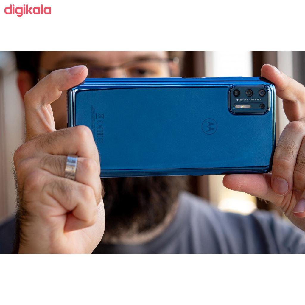 گوشی موبایل موتورولا مدل Moto G9 Plus XT2087-2 دو سیم کارت ظرفیت 128 گیگابایت main 1 12