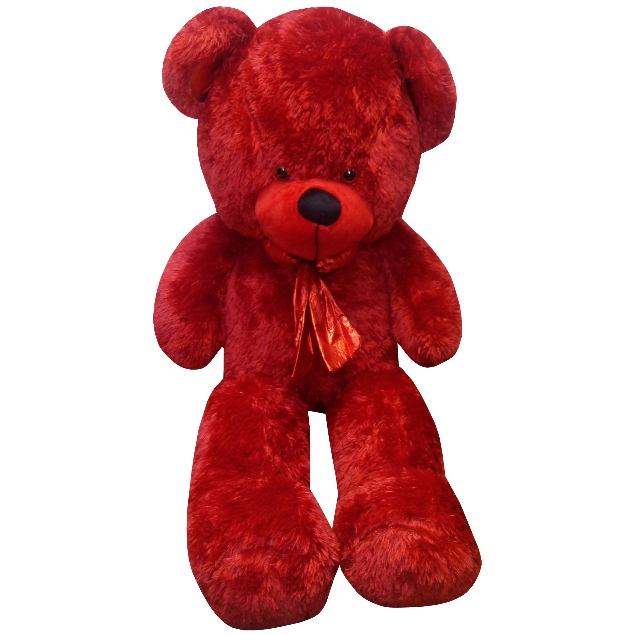 عروسک طرح خرس مدل 13 ارتفاع 130 سانتی متر