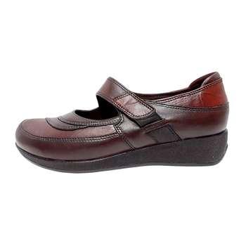 کفش روزمره زنانه روشن مدل 296 کد 02