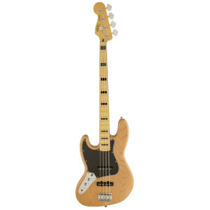 گیتار باس فندر دست چپ مدل Sq Vm Jazz Bass 70S Lh Nat