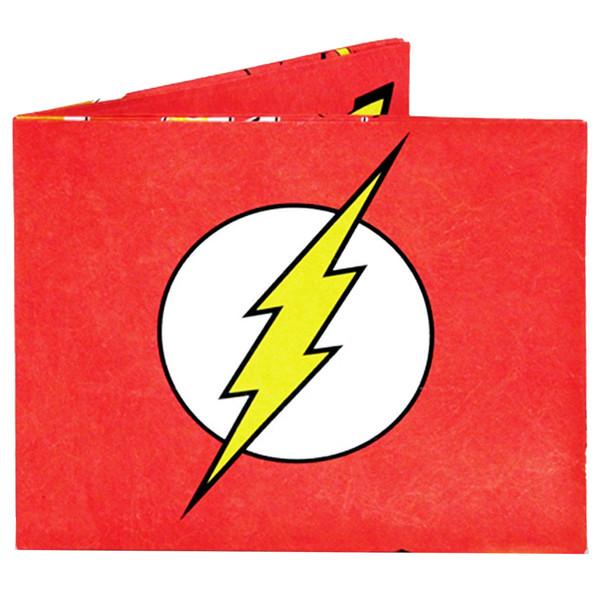 کیف پول کاغذی مایتی والت مدل  Flash Logo