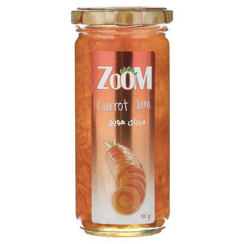 مربا هویج زوم مقدار 300 گرم